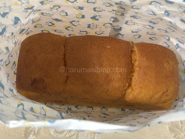 365日と日本橋北海道食パン