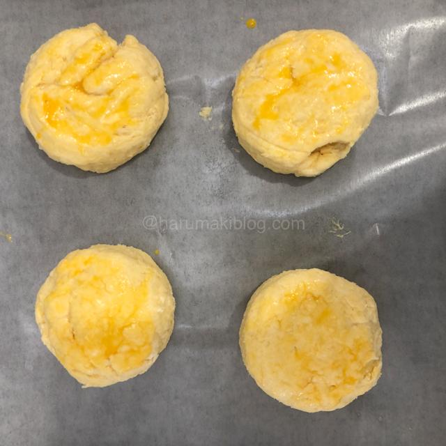 スコーンの作り方