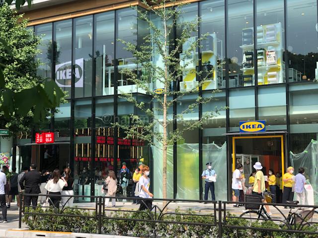 IKEA原宿店